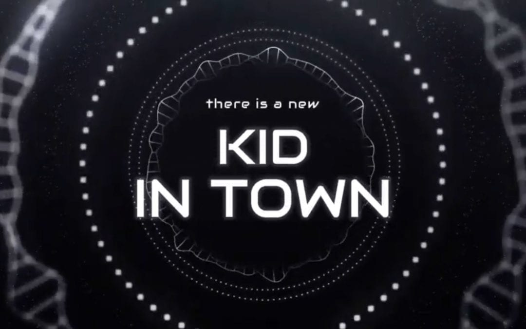 There's a new kid in town…